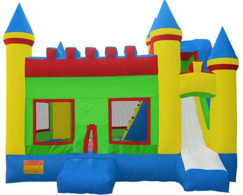 Commercial Grade Inflatable Bouncy Castle
