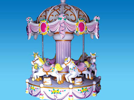 Kids Carousel Ride