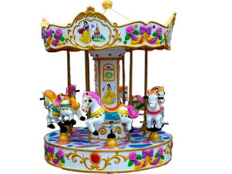 Amusement Kids Ride Carousel