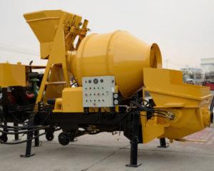concrete mixer pump manufacturers