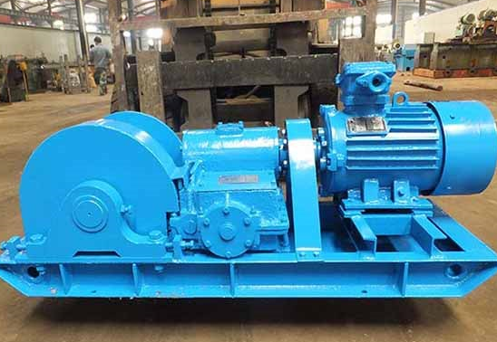 5 tons winches