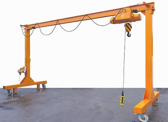 1 Ton Gantry Crane High Quality And Low Price
