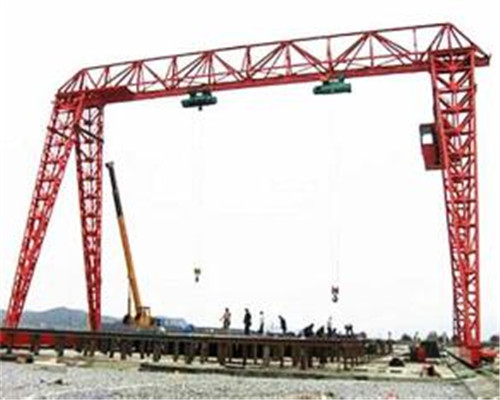 Ellsen Single Truss Gantry Crane