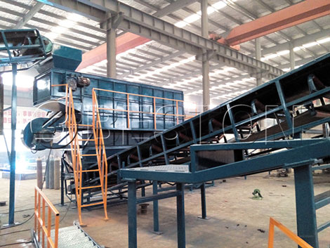 Automatic Waste Separation Equipment