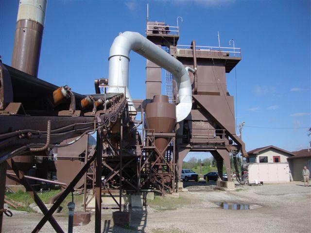 best portable asphalt mixing plant