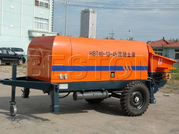 electric concrete pump for sale