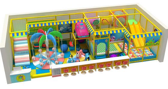 Children's indoor playground equipment