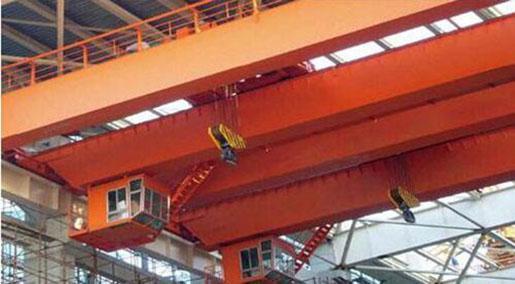 Big Bridge Crane Birrail