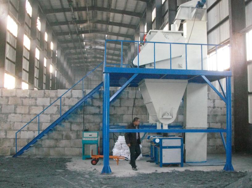 Dry Mix Mortar Prodution Line