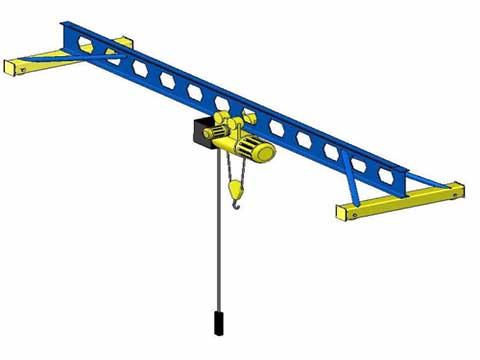 1 ton overhead cranes buy