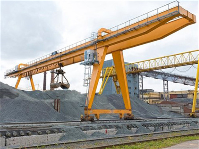 China Gantry Grab Cranes