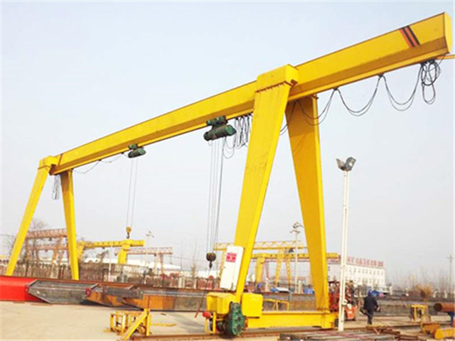 12.5 Ton Gantry Crane in China