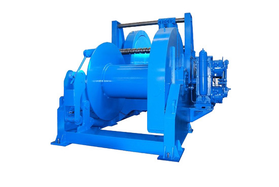 Hydraulic Tugger Winch Manufacturer