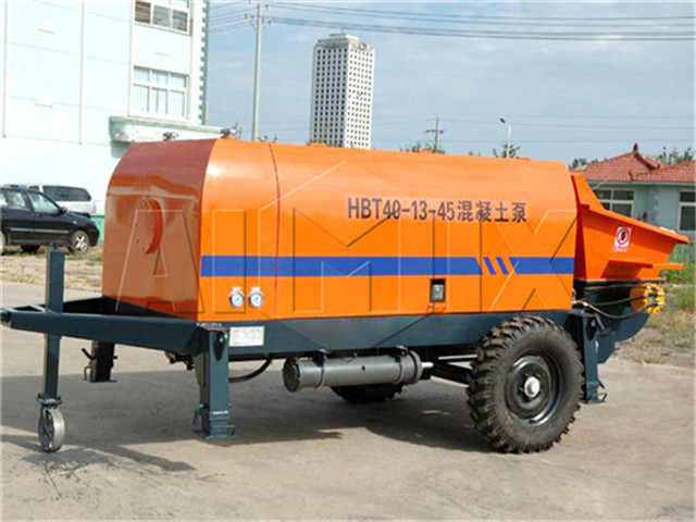 Best Small Concrete Pump